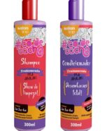 #TODECACHO Shampoo e Condicionador Salon Line 200ml